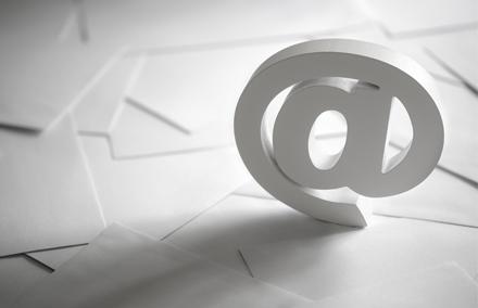 Les 5 règles d'or du mail de candidature