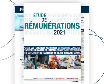 Étude de rémunérations 2021 focus «Impacts Covid-19»