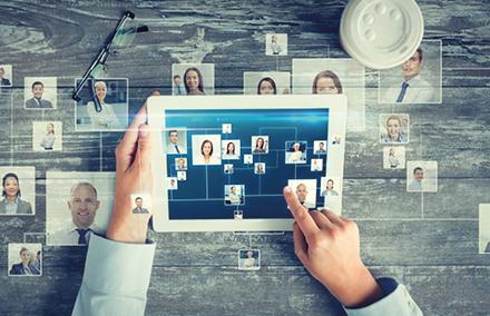 Intérim : une opportunité pour développer son réseau pro