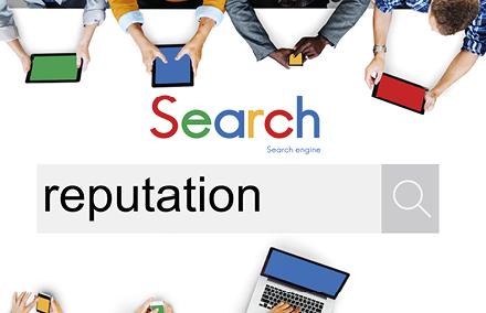 Soigner sa présence en ligne : e-réputation
